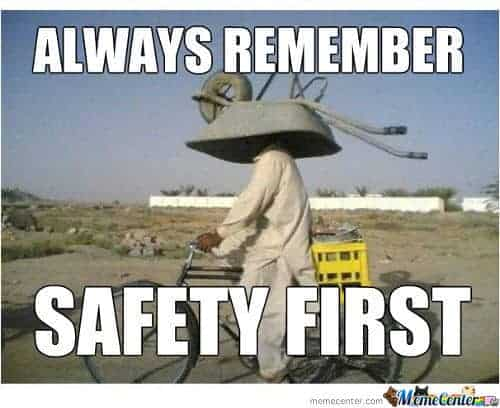Funny Meme Topics : Funny fall safety quotes quotesgram