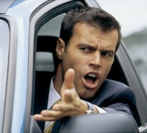 Irritable Drivers are Dangerous Too!