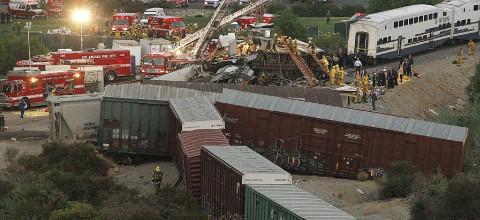 Metrolink Train Crash, Blog Feature
