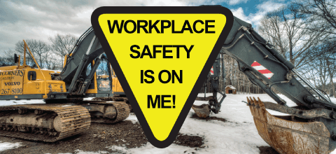 Workplace Safety Sign, Blog Feature