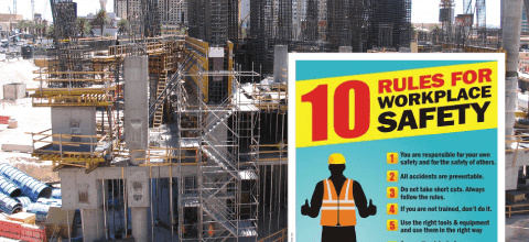 Safety Program Rules, Blog Feature