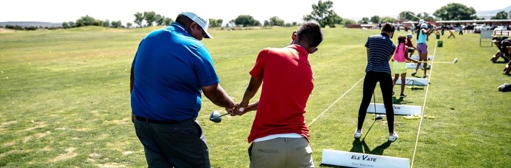 golf safety self-awareness